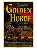 Golden Horde  1951