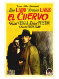This Gun For Hire  Spanish Movie Poster  1942