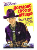 Hopalong Cassidy Returns  1936