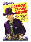 Hopalong Cassidy Returns  1936
