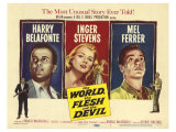 The World The Flesh and the Devil  1959