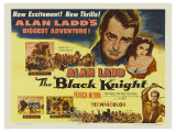The Black Knight  UK Movie Poster  1954