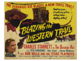 Blazing the Western Trail  1945