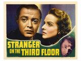 Stranger on the Third Floor  1940