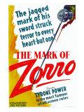The Mark of Zorro  1940