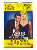 That Touch of Mink  Argentine Movie Poster  1962