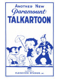 Talkartoon  1931