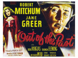 Out of the Past  UK Movie Poster  1947