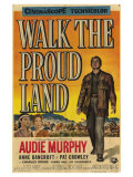 Walk the Proud Land  1956
