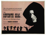 The Seventh Seal  UK Movie Poster  1957