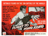 Flight to Hong Kong  1956