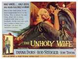The Unholy Wife  1957