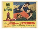 David and Bathsheba  1951