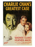 Charlie Chan's Greatest Case  1933