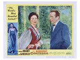 Barefoot Contessa  1954