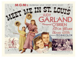 Meet Me in St Louis  UK Movie Poster  1944
