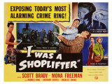 I Was a Shoplifter  1950