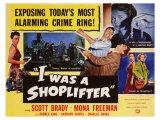 I Was a Shoplifter  1950