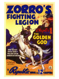 Zorro's Fighting Legion  1939