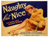Naughty but Nice  1939