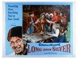 Long John Silver  1954