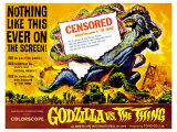 Godzilla vs The Thing  1964