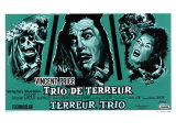 Twice Told Tales  Belgian Movie Poster  1963