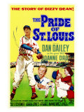 The Pride of St Louis  1952