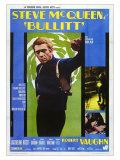 Bullitt  Italian Movie Poster  1968