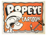 Popeye Cartoon  1937