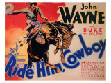 Ride Him Cowboy  1932