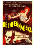 Carnival of Souls  Swedish Movie Poster  1962
