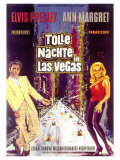 Viva Las Vegas  German Movie Poster  1964