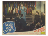 Stage Door Canteen  1943