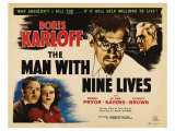 The Man with Nine Lives  1940