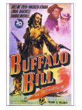 Buffalo Bill  Spanish Movie Poster  1944