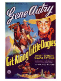 Git Along Little Dogies  1937