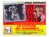 Cool Hand Luke  Mexican Movie Poster  1967