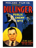 Dillinger- Public Enemy No 1