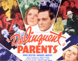Delinquent Parents  1938