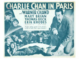 Charlie Chan in Paris  1935