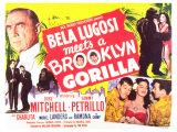 Bela Lugosi Meets a Brooklyn Gorilla  1952