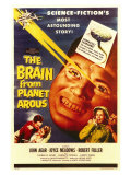 The Brain From Planet Arous  1958
