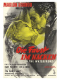 On the Waterfront  German Movie Poster  1954