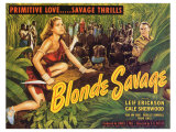 Blonde Savage  1947