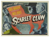 The Scarlet Claw  UK Movie Poster  1944