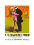 Barefoot in the Park  Italian Movie Poster  1967