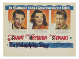 The Philadelphia Story  Australian Movie Poster  1940