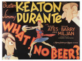What! No Beer  1933