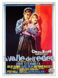 East of Eden  Italian Movie Poster  1955